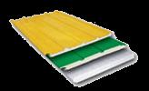 انواع ساندويچ پانل ، Types of sandwich panels