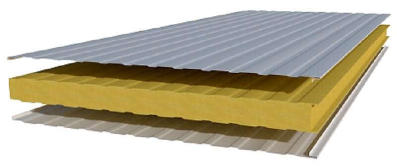 مشخصات ساندویچ پانل - ساندویچ پانل