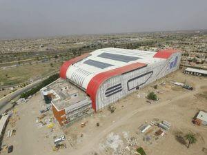 پروژه پارک آبی بغداد