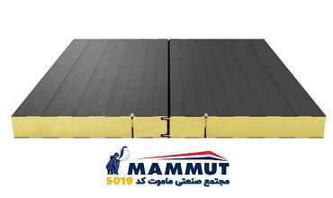 ساندویچ پانل سقفی ماموت - انواع ساندویچ پانل ماموت شرکت ...
